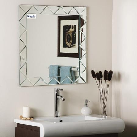 Gương phòng tắm cao cấp Nav910
