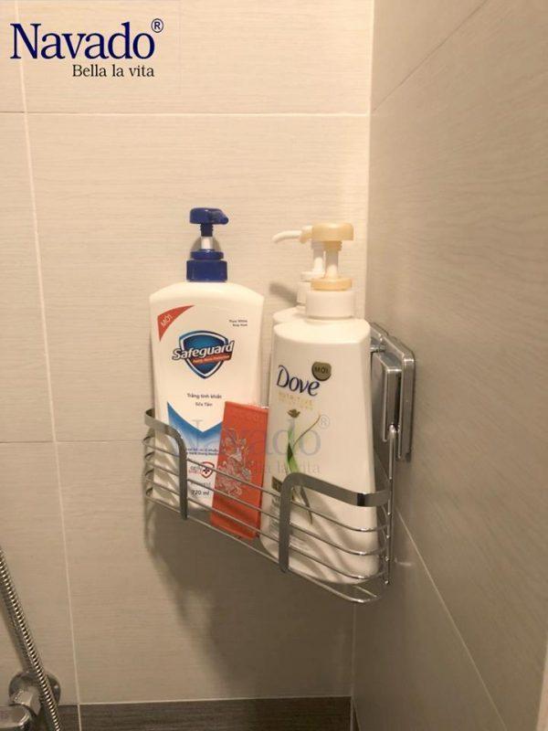 Kệ góc đựng đồ phòng tắm