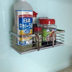 Kệ inox đựng đồ phòng bếp