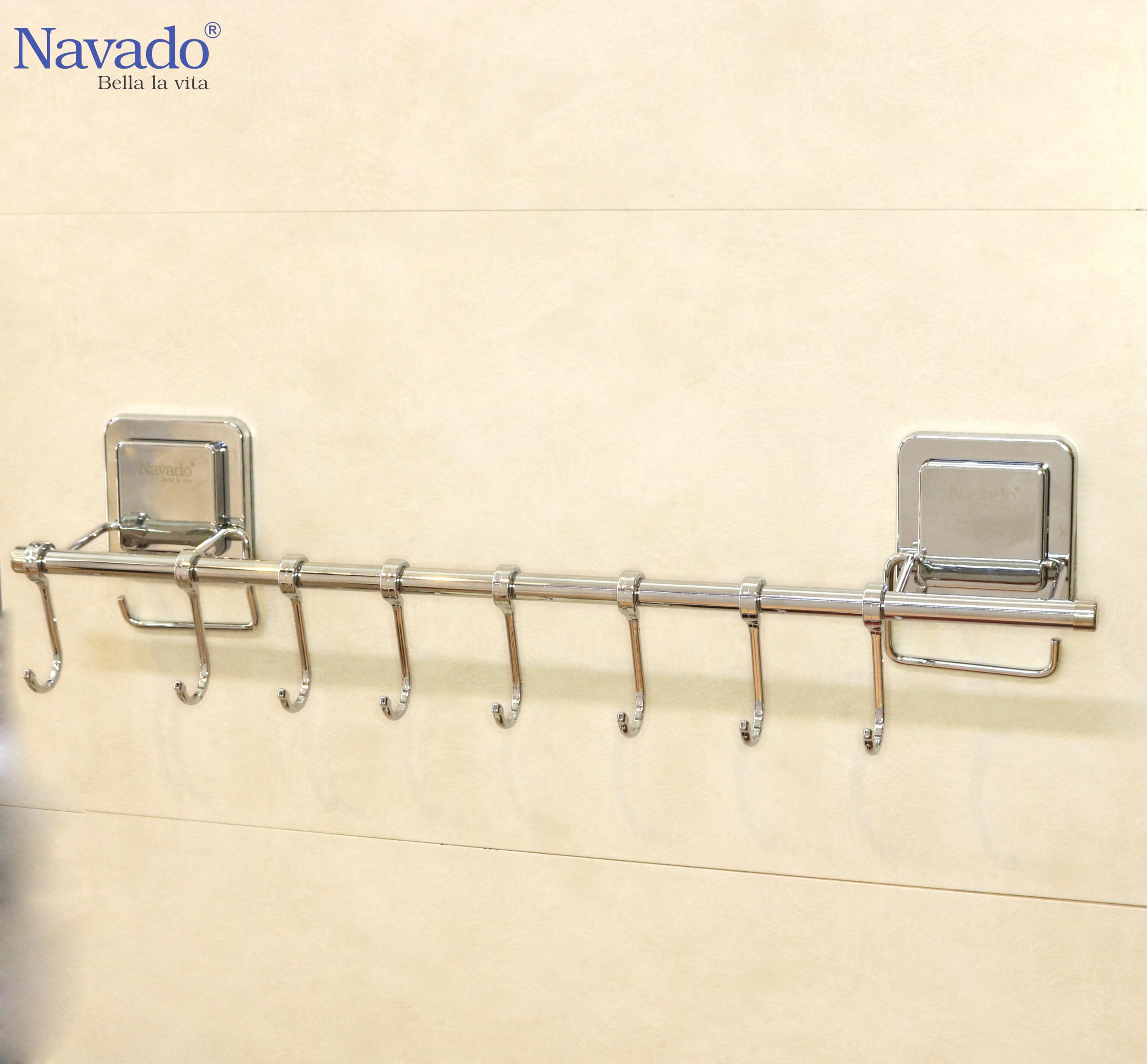 Ưu điểm của phụ kiện phòng tắm