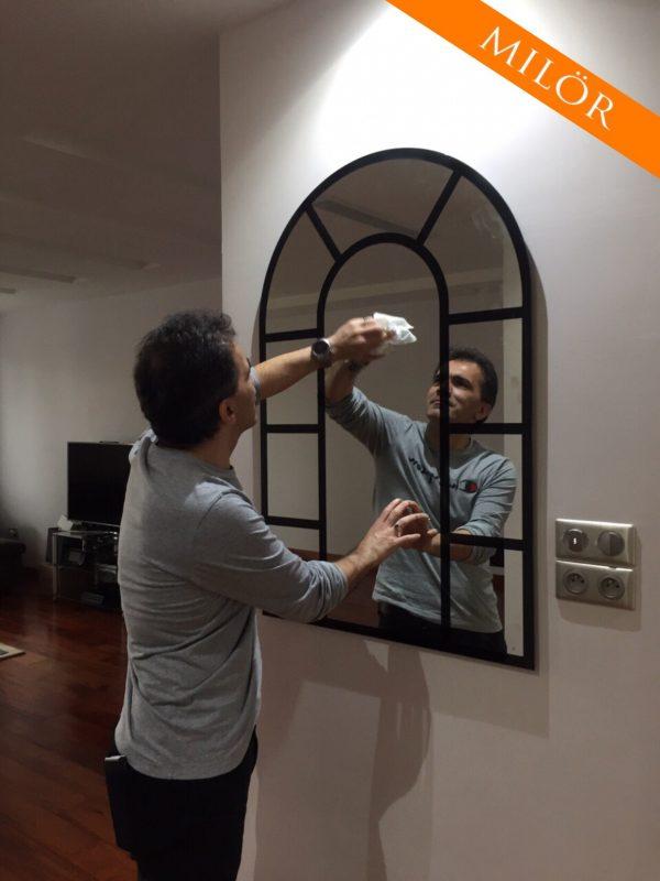 Gương treo tường nghệ thuật